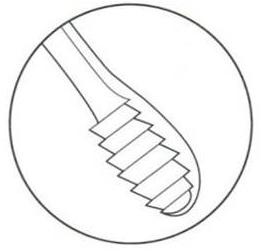 ファイルスケーラー(先端図)